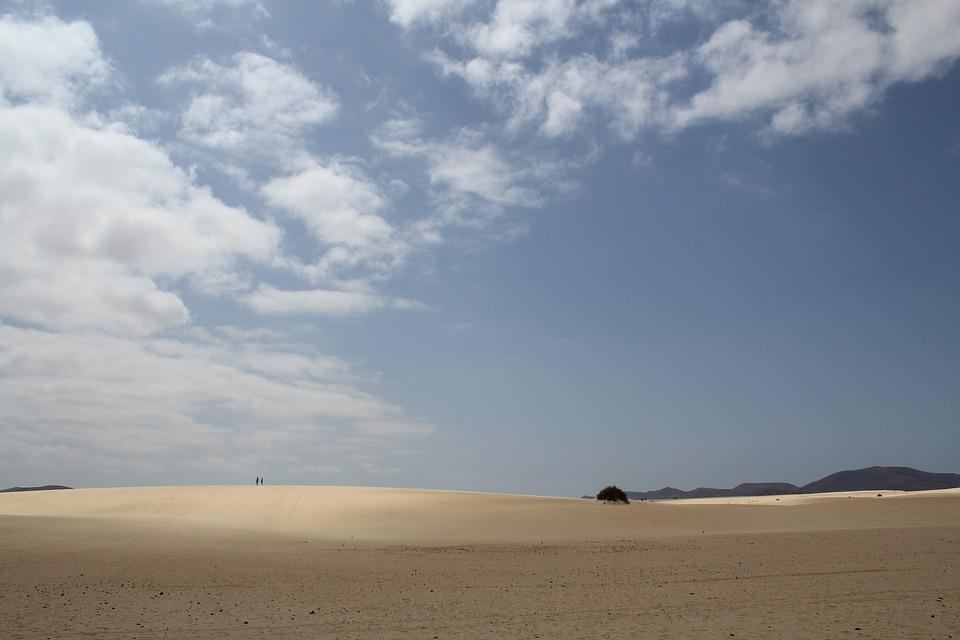 El origen de Fuerteventura